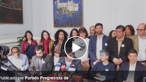 [Video] Candidatos PROgresistas por Asamblea Constituyente