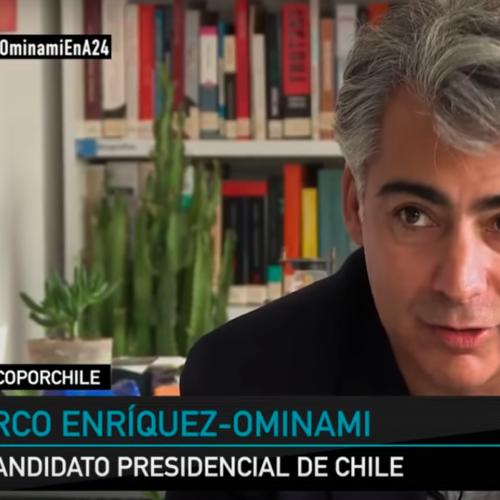 Las frases destacadas de Marco en su entrevista en Argentina