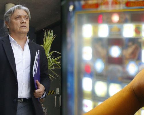 """[Biobío La Radio] Navarro en picada contra 'casinos del pueblo': """"Son máquinas ilegales, adictivas y mafiosas"""""""
