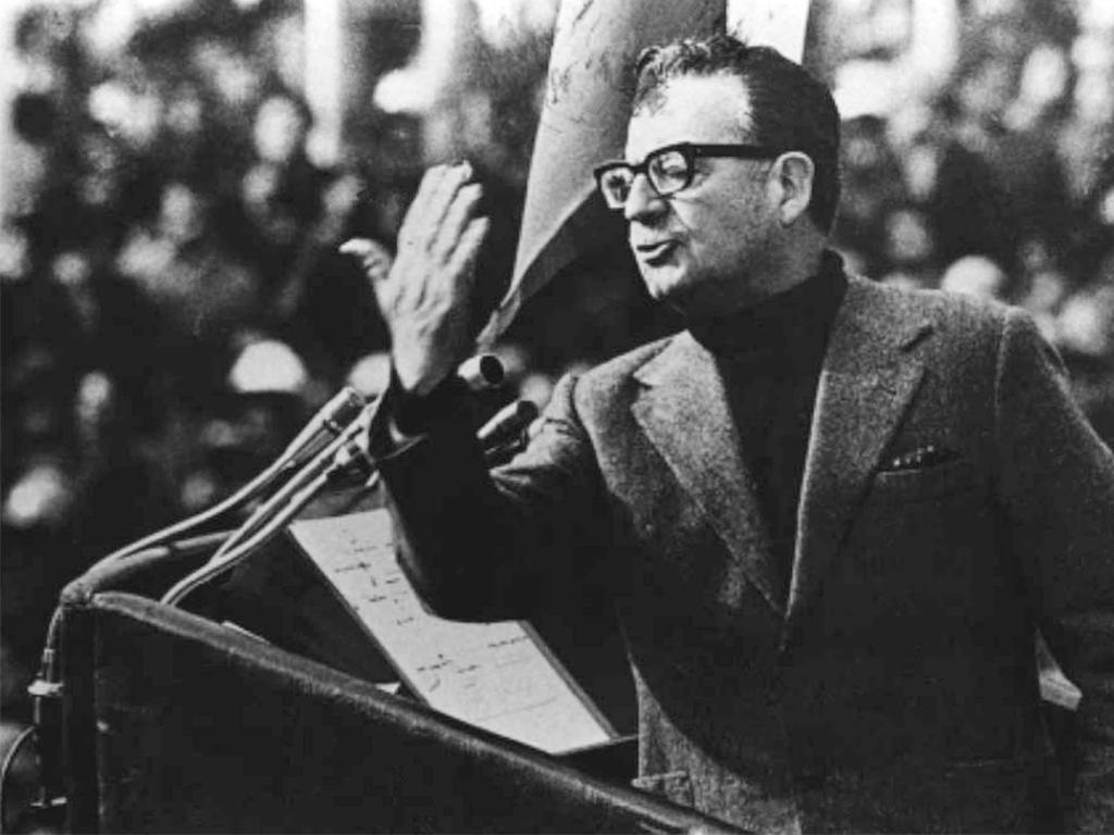 COLUMNA   El día que el pueblo de Chile llegó a la victoria
