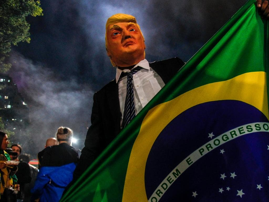 COLUMNA   Las lecciones de Brasil: Del Progreso al Orden