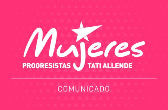 Frente de Mujeres Progresistas Tati Allende denuncia vulneración de derechos políticos y civiles de Marco Enríquez-Ominami