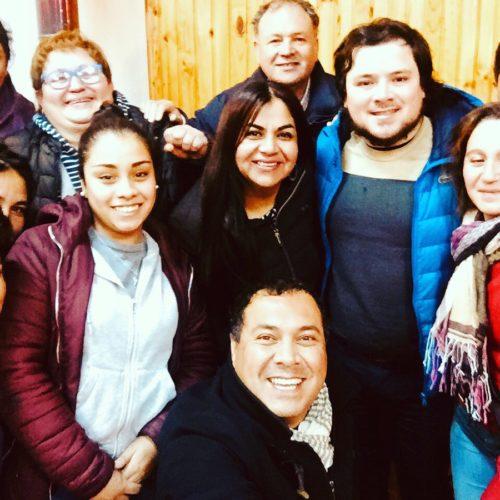 Directiva Progresista realizó exitosa gira por el sur de Chile