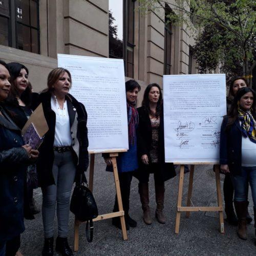"""María Cecilia Romero, género PRO: """"Solicitamos un informe con la cantidad de mujeres que han tenido que ser trasladadas por objeción de conciencia"""""""