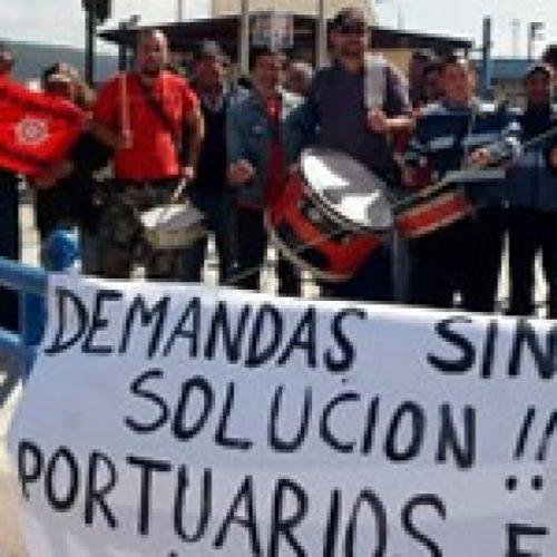 Declaración Pública de bancada PC/PRO sobre paro portuario en Valparaíso