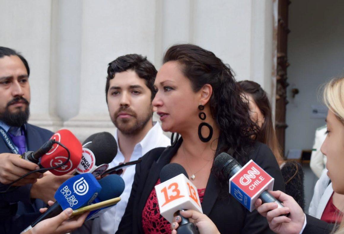 Bancadas de oposición exigen la renuncia del ministro Andrés Chadwick