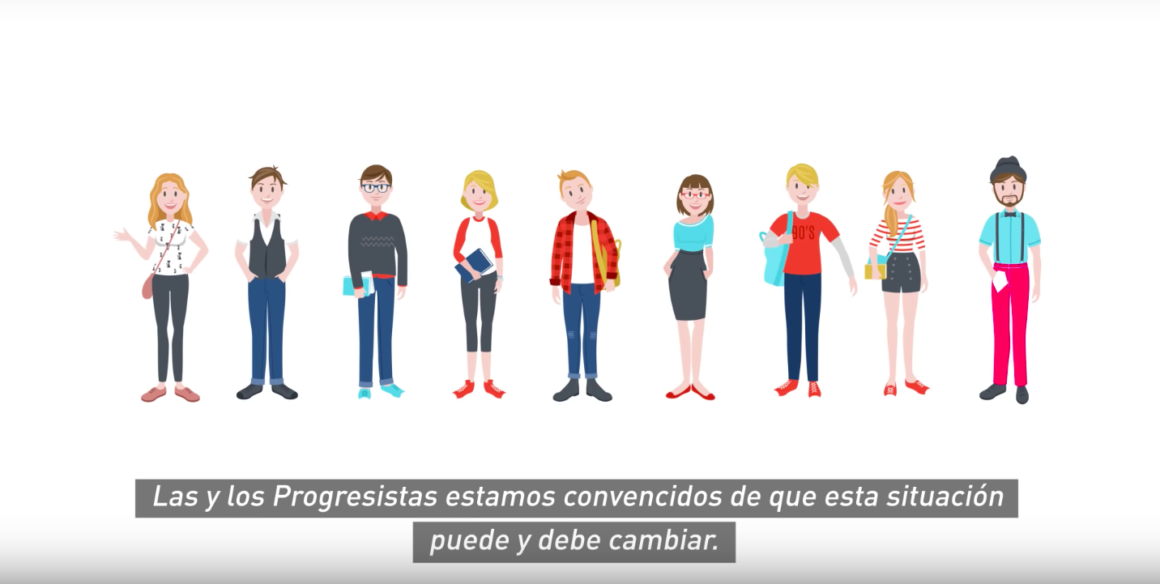 Marisela Santibáñez: la voz de la campaña progresista de videos feministas