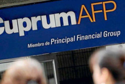 Senador Navarro presenta Recurso de Nulidad en contra de AFP Cuprum por evasión de US$130 millones