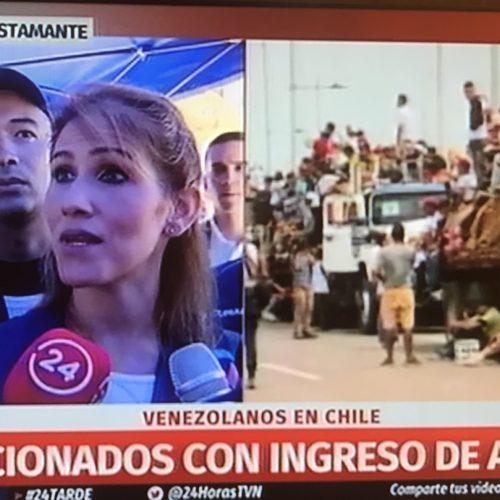 Una reina encargada para Viña: welcome to Chilezuela