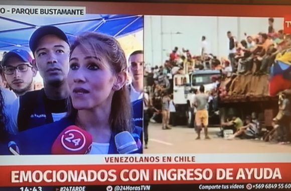 Una reina encargada para Viña: welcome to Chilezuela