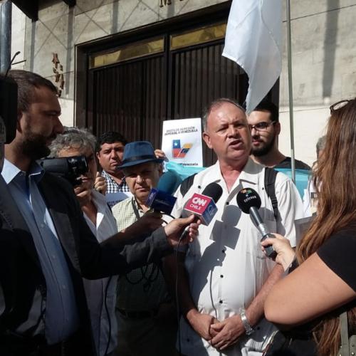 """Progresistas en la cancillería de Chile: """"Las y los venezolanos necesitan una solución política pacífica a sus problemas"""""""