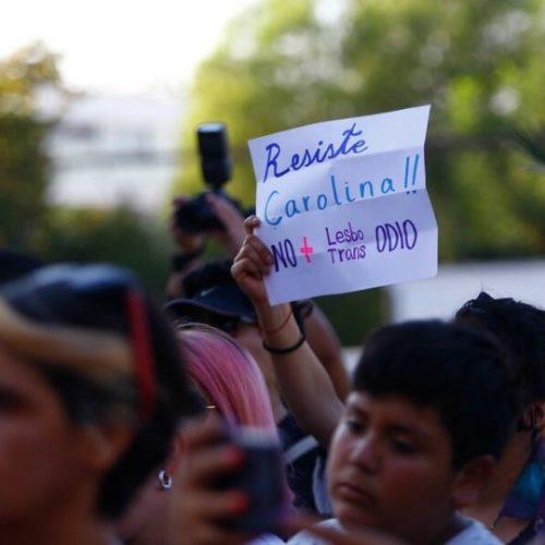 Declaración pública a la comunidad de Pudahuel por criminal agresión a Carolina Torres