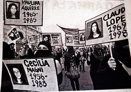 Paulina Aguirre, la joven combatiente que la historia olvidó