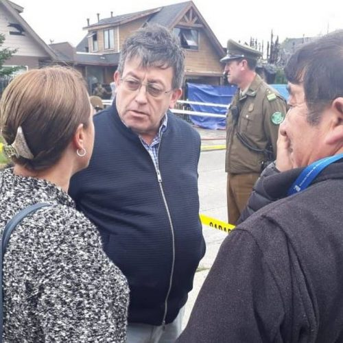 COMUNICADO | PRO Los Lagos acusa doble discurso del alcalde de Puerto Montt por accidente de avioneta