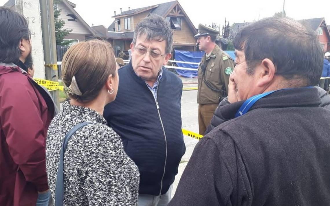 COMUNICADO   PRO Los Lagos acusa doble discurso del alcalde de Puerto Montt por accidente de avioneta
