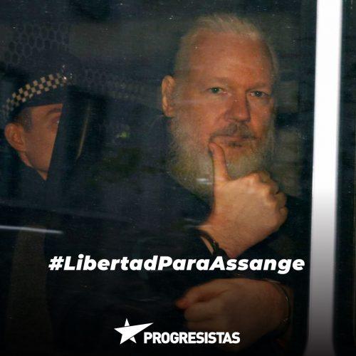 CARTA | Solidaridad Internacional Julian Assange