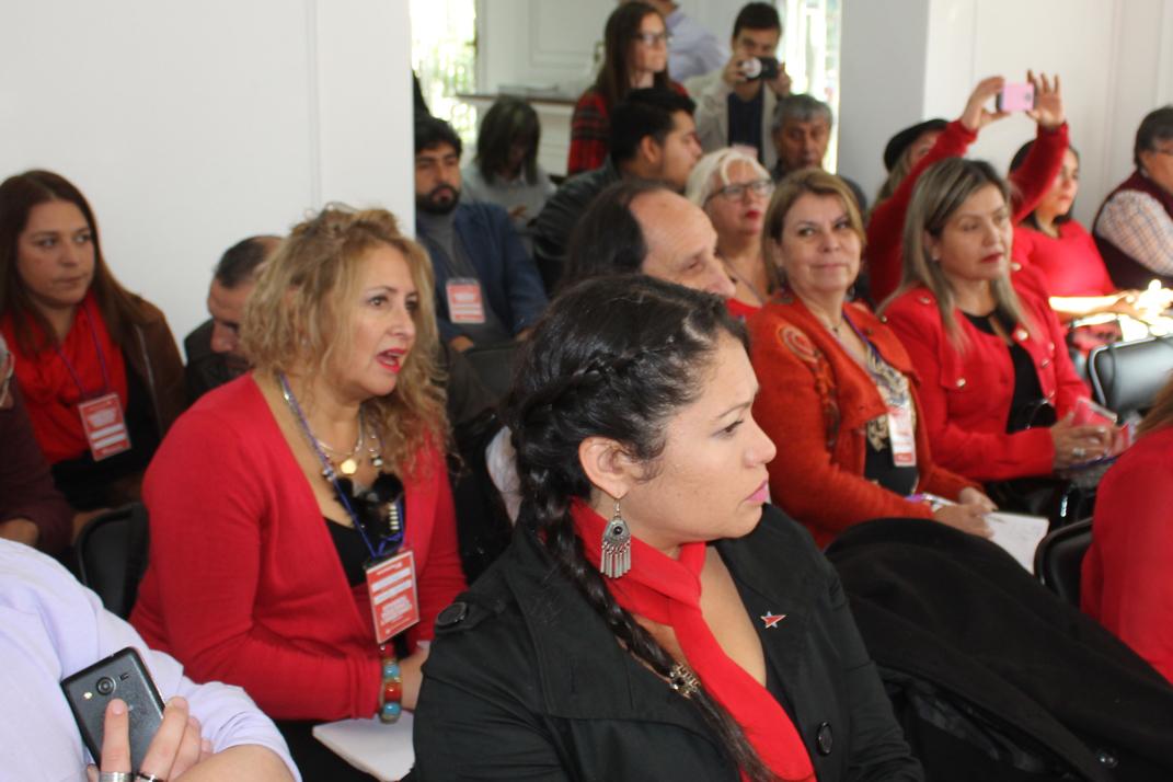 Las mujeres Progresistas se tomaron el partido en el último Consejo Federal