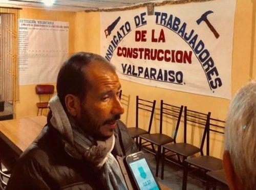 """[El Porteño] Entrevista a Gabriel Inda, vocero de los 22 portuarios discriminados por Von Appen: """"que nos apoye la CUT"""""""