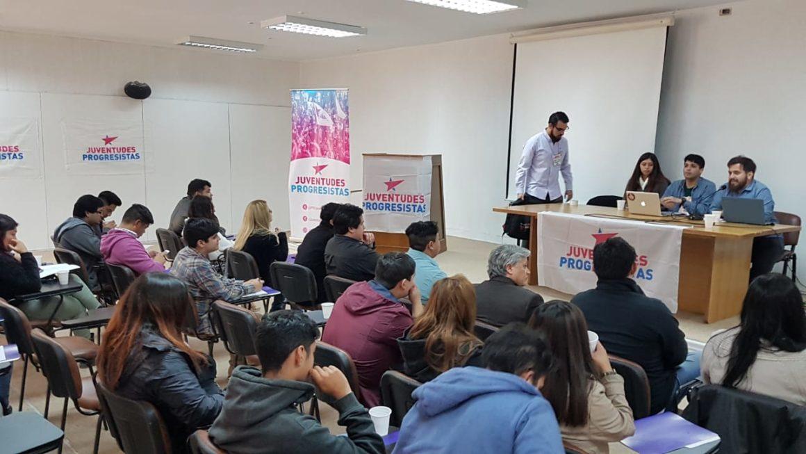 Exitosa I Asamblea Nacional de las Juventudes Progresistas en Concepción