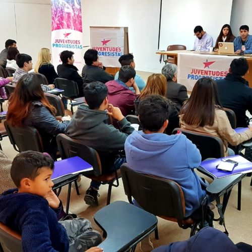 Saludo de la JPRO en el Día Internacional de la Juventud (ONU)