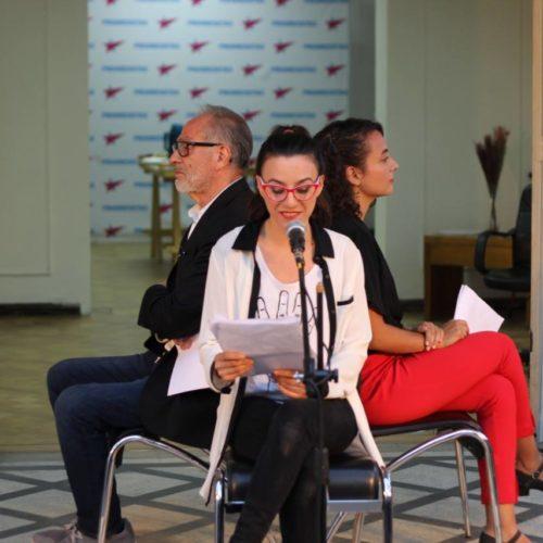 Fundación Progresa y embajada de Nicaragua homenajearon a Gabriela Mistral en sede Progresista