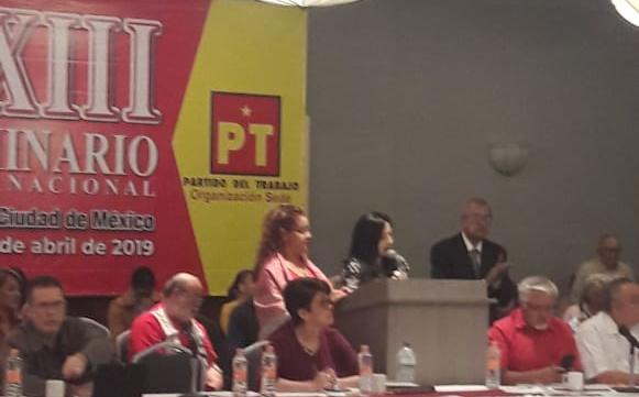 Progresistas participan en seminario internacional del PT mexicano