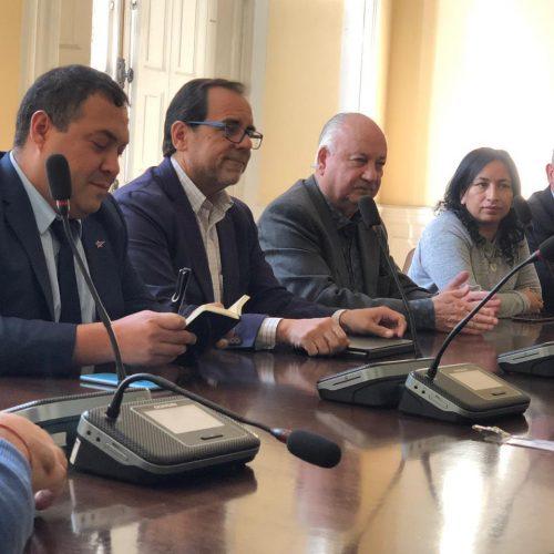 """[Radio Nuevo Mundo] Camilo Lagos: """"Con la Federación Regionalista y el PC estamos trabajando más que un acuerdo electoral, se trata de un acuerdo político programático"""""""