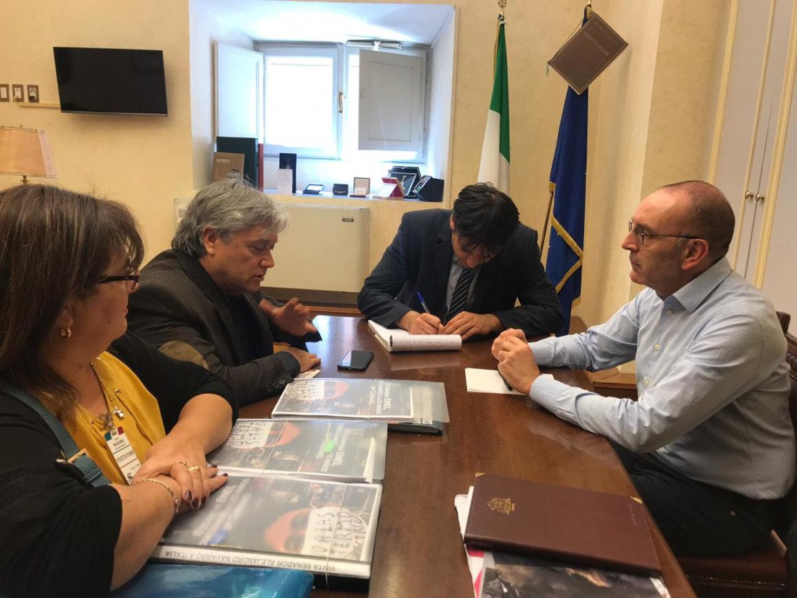 ENEL Italia escucha y se compromete con ciudadanía de Coronel