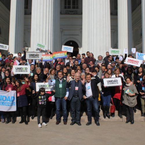 Progresistas, Comunistas y Regionalistas firman manifiesto y acuerdan la Unidad para el Cambio