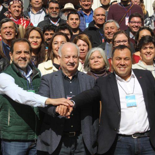 Declaración final de los partidos en encuentro de UNIDAD
