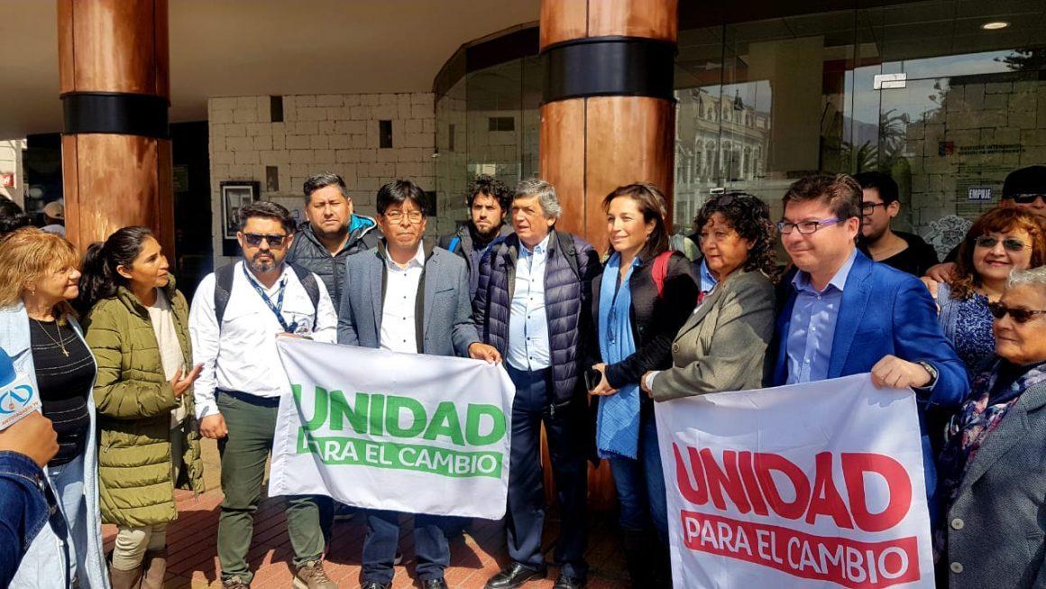 """[Crónica Digital] Se realizó el primer Encuentro Regional de """"Unidad"""" en Antofagasta PC-PRO-FRVS"""