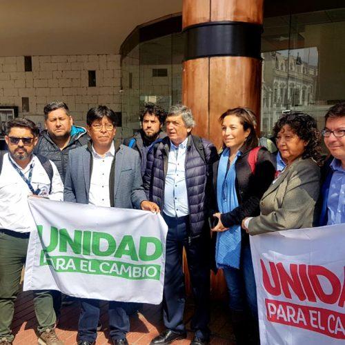 """Se realizó el primer Encuentro Regional de """"Unidad"""" en Antofagasta PC-PRO-FRVS"""