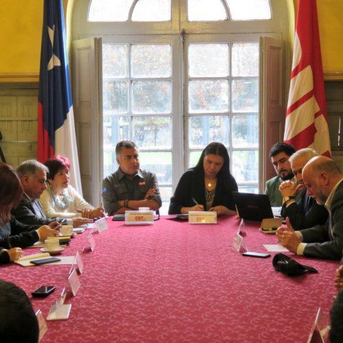 [Radio Nuevo Mundo] Cut, centros de estudios y partidos de oposición en rechazo a propuesta de reforma laboral de Piñera