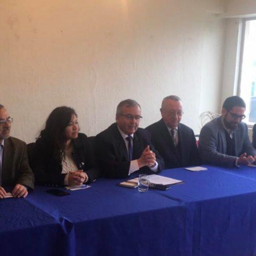 Partidos de oposición del Biobío retoman mesa de trabajo en conjunto