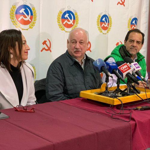 """Partidos de Unidad, tras cuenta pública: """"El Presidente sigue perdiendo credibilidad"""""""