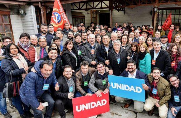 """[Cooperativa] """"Unidad para el Cambio"""": PC, PRO y FRVS lanzaron nuevo bloque de izquierda"""