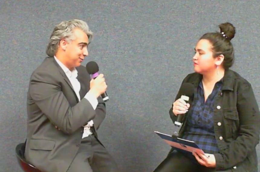 [Soy Chile] Marco Enríquez Ominami presentó documental en donde entrevistó a Evo Morales y Nicolás Maduro
