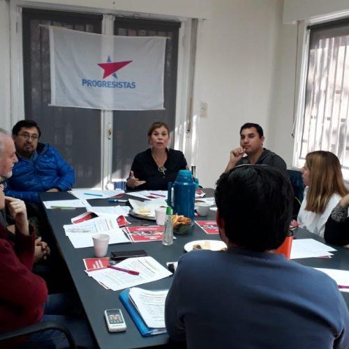 Exitosa jornada de Congreso Ideológico Progresista en la Región Metropolitana