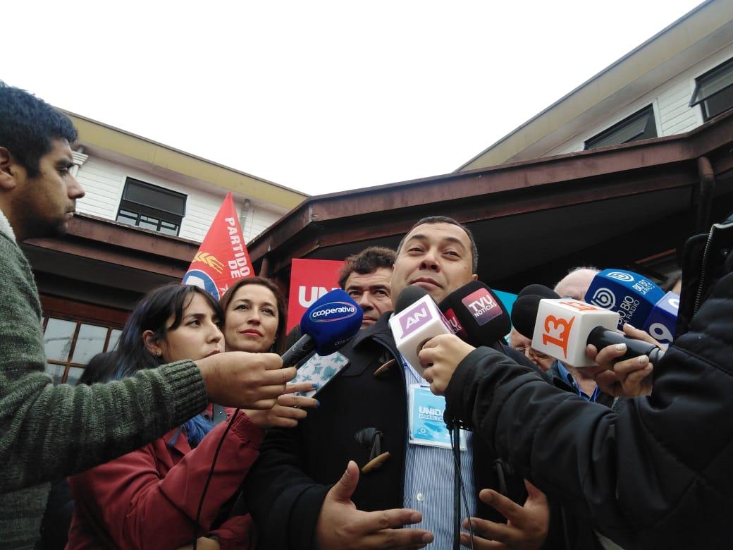 COMUNICADO | Lanzan nueva fuerza política: PC, PRO y Regionalistas en la región del Biobío