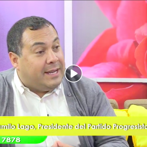 "Camilo Lagos en TNE TV: ""La libertad de la derecha es la libertad de la billetera"""
