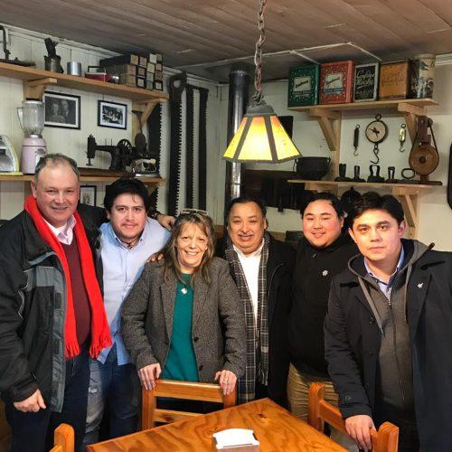 Gira nacional Progresista: Directiva Nacional visitó Arica y Los Lagos