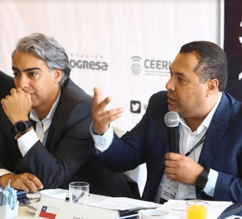 """[El Ciudadano] Camilo Lagos: """"El mundo Progresista se reúne porque sabe que es la alternativa a los Trump, Bolsonaro y Piñera"""""""