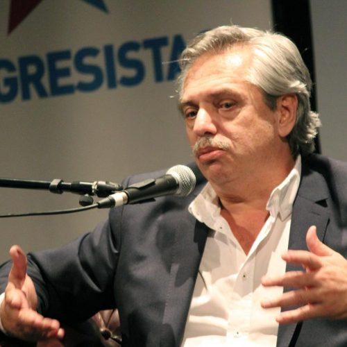 Cinco confesiones de Alberto Fernández en su última visita a Chile
