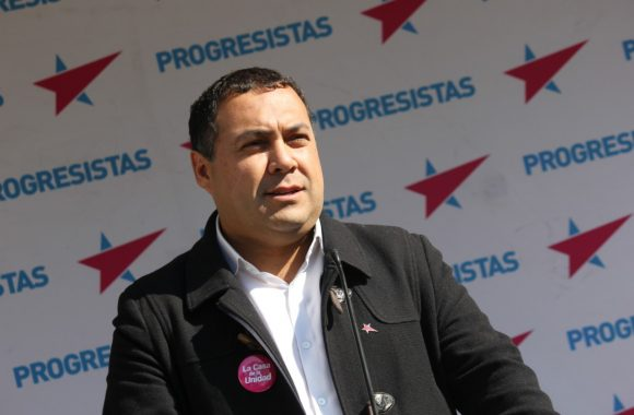 Discurso de Camilo Lagos en el primer aniversario de Unidad para el Cambio