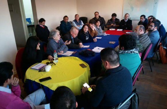 Progresistas junto a la oposición del Biobío acuerdan agenda de actividades en conjunto