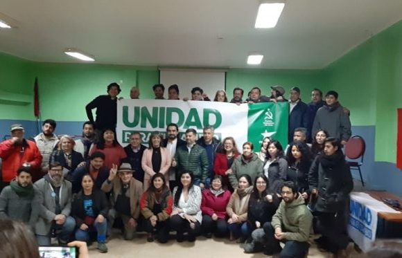 Unidad para el Cambio se lanzó en Los Ríos