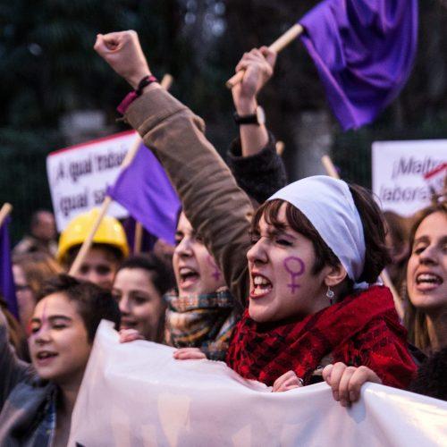 [Radio Nuevo Mundo] El Estado y la vulneración de los DD.HH. de la mujer