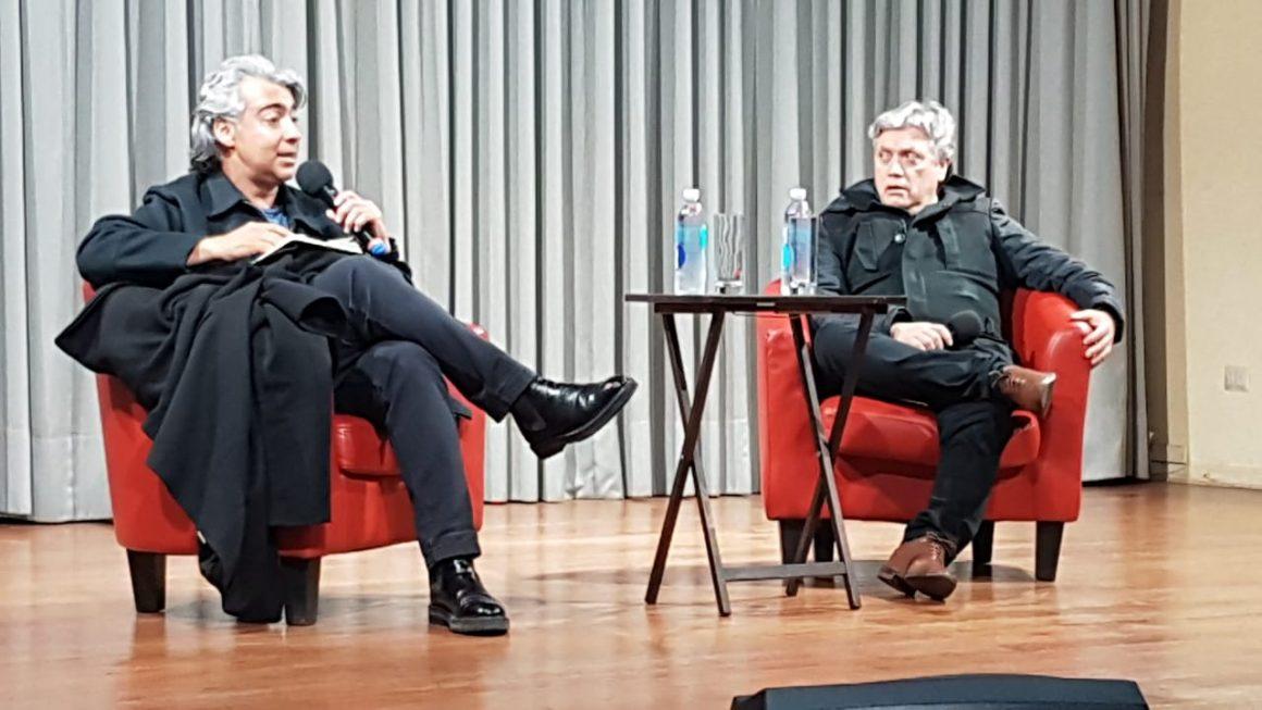 Lleno total: Marco Enríquez-Ominami presentó su nuevo documental en Concepción
