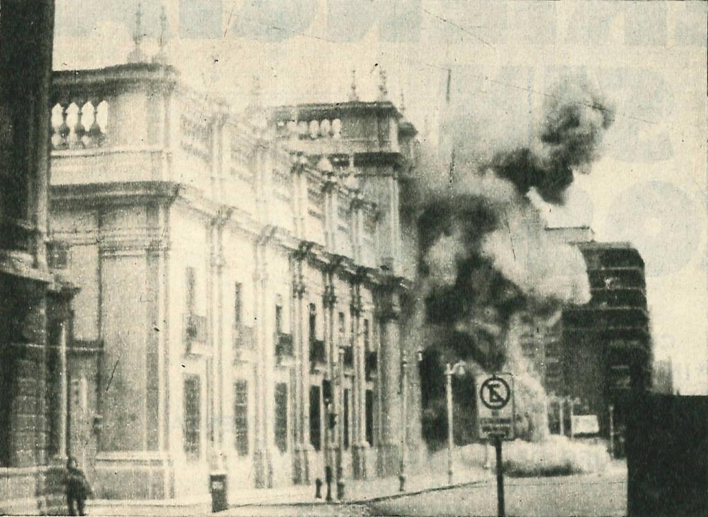 COLUMNA | El día más horrible de Chile: 11.09.73.