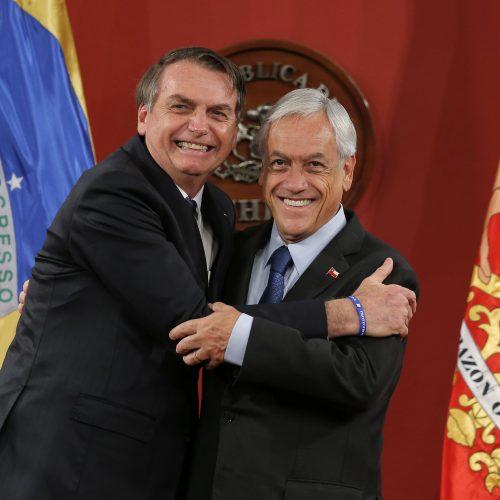 """PRO ante dichos de Bolsonaro por dictadura chilena: """"Si Piñera no lo condena se hará cómplice"""""""